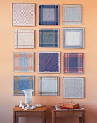 Framed Handkerchiefs