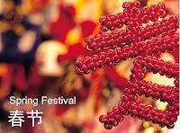 Spring Festival Cards