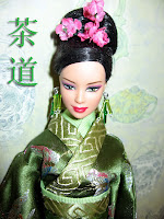 Chinese New Year Barbie Doll