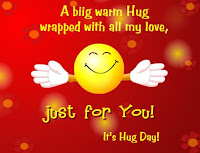 Hug Day eCards