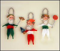 Vintage Christmas Ornament Ideas