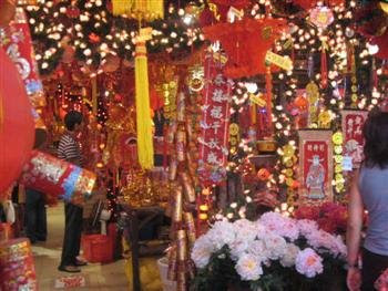 Customs of Chinese New Year