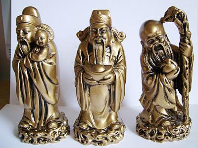 three star gods