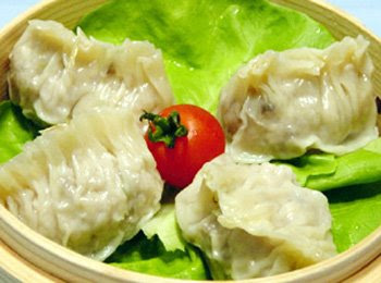 Chinese New Year Traditional Momos