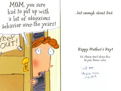 Mothers day cards funny mothers day cards funny mothers day cards m4hsunfo