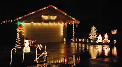 Outdoor Christmas Decorating Tips