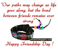 Free Friendship Band Ecards