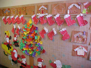 How to Create a Christmas Bulletin Board