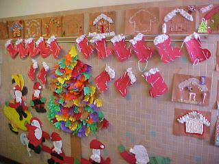 How to Create a Christmas Bulletin Board