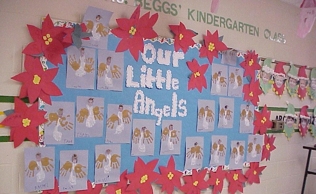 Kentscraft Christmas Bulletin Board Ideas
