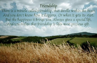 Inspirational Friendship Poems