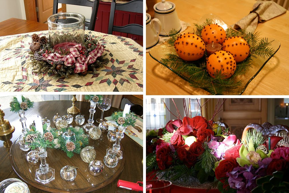 Christmas Ideas Centerpiece Decorations