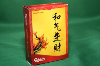 Chinese New Year Fun Playing Cards