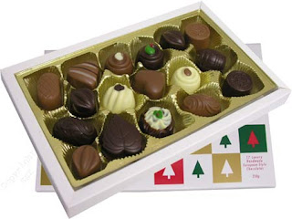 chocolate gifts for christmas