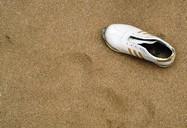 Sepatu Putih, White Shoes | Lokasi: Pantai Baron, Yogyakarta