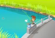 Game Mancing | NyamokAnimation.com