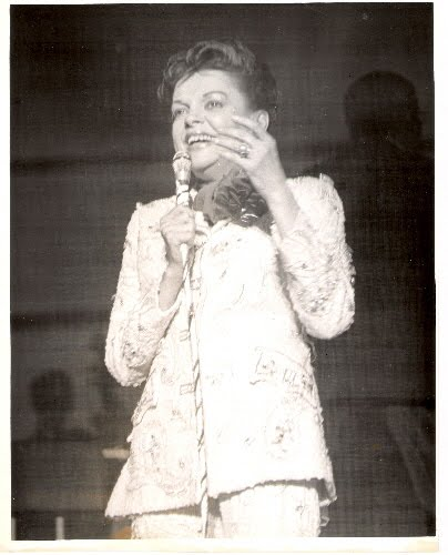 The Judy Garland Experience 42 Years Ago This Week
