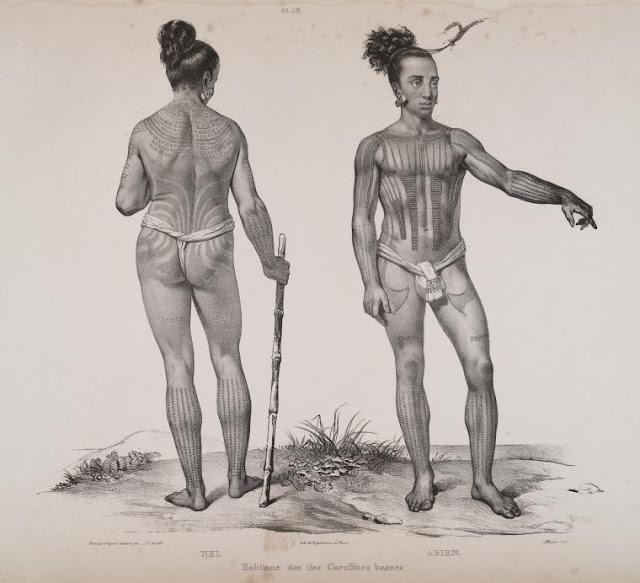 Micronesian Tattoo