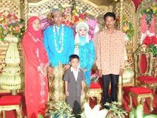 Pernikahan Tante Eli
