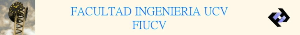 Blog de Ingenieria UCV
