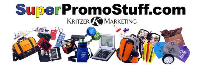 New York based Superpromostuff.com-Imprinted Promotional Products with Co. Logo