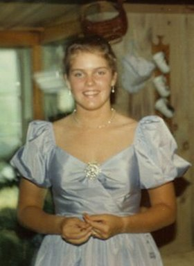 Julie Jr. Prom 1985