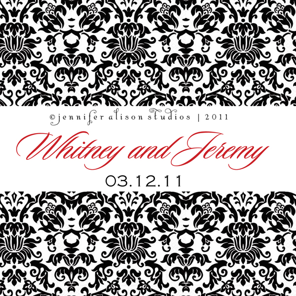 wedding monogram Leave a comment