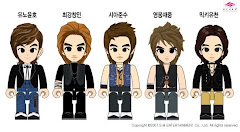tvxq cartoon