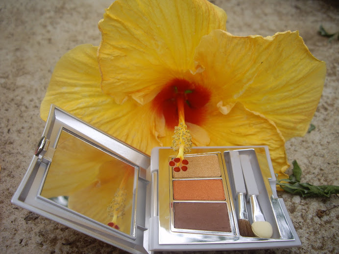 CARING COLORS EYE SHADOW TRIO COMPACT, NATURAL HORIZONS