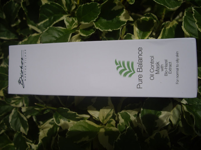 PURE BALANCE OIL CONTROL MASK