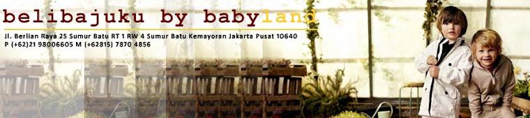 belibajuku by babyland