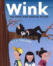 Wink, The Ninja Who Wanted to Nap