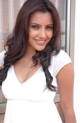tollywood hot actress priya anand latest photo in white top