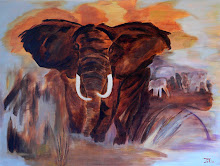Matriarch (Acryl op doek) 2010