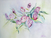 Tulpenboeket (te koop)