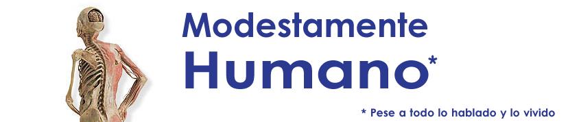 Modestamente Humano