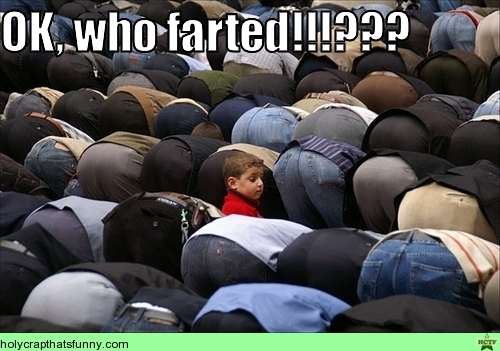who farted 