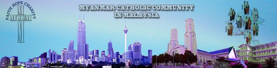 Myanmar Catholic Community in Malaysia