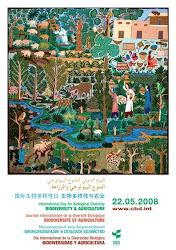 22 mai 2008 : Journée mondiale de la biodiversité