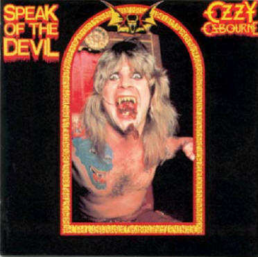 ozzy osbourne speak of the devil