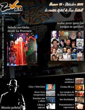Revista ZK 2.0Mes diciembre