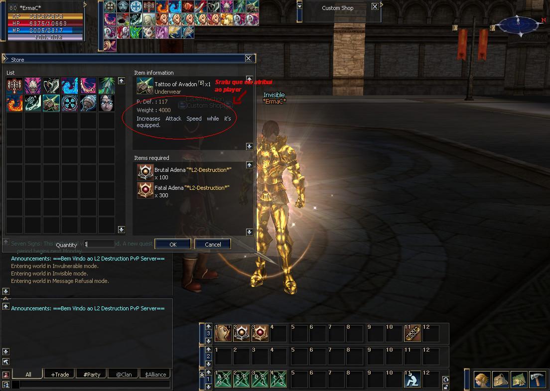 Новые сервера л2 - собраны все сервера lineage 2