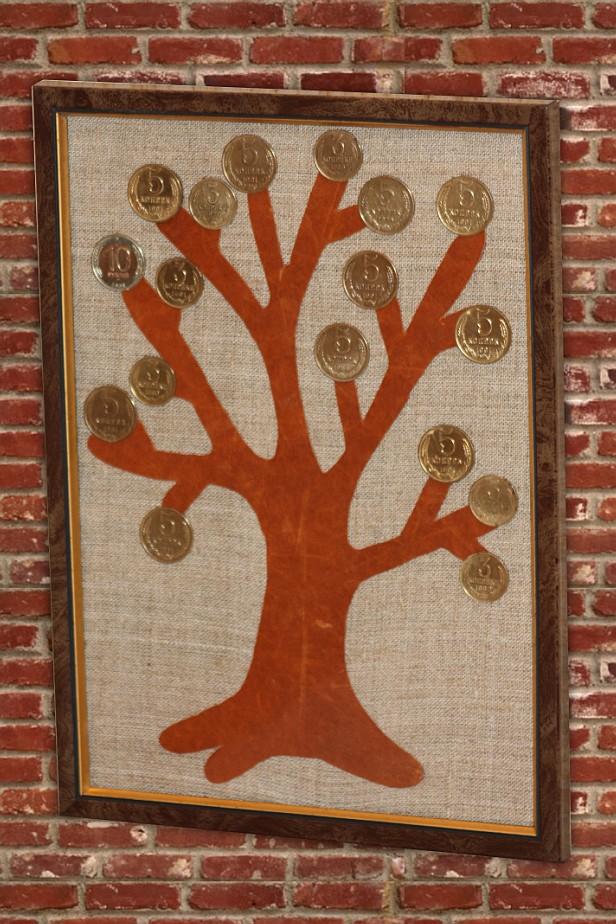 Денежное дерево панно своими руками панно фото 328