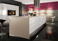 Highline in white one of the kitchens available at Kitchen Solutions Kent