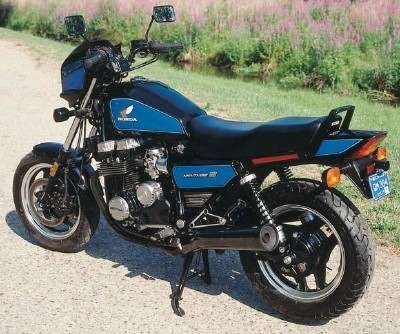 Retro Motorcycle Blog  1984 Honda Nighthawk 700S