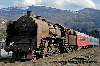 Primul tren hotel din Romania va fi la Viseu de Sus pentru vizitatorii mocanitei| foto © Michael Schneeberger | www.cffviseu.ro