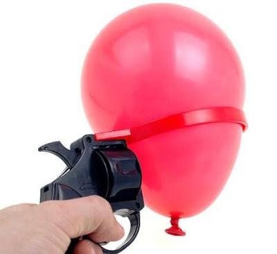 Cool Balloon Gun For A Quirky Deathmatch