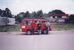 Day trip to Pekan Baru, Kalimantan - 2000