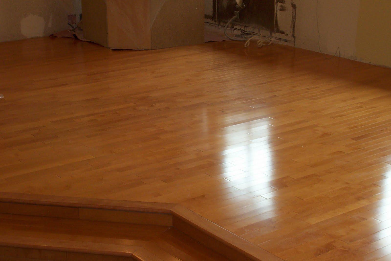 Kevin jenkins floors portland oregon true maple hardwood for True hardwood flooring