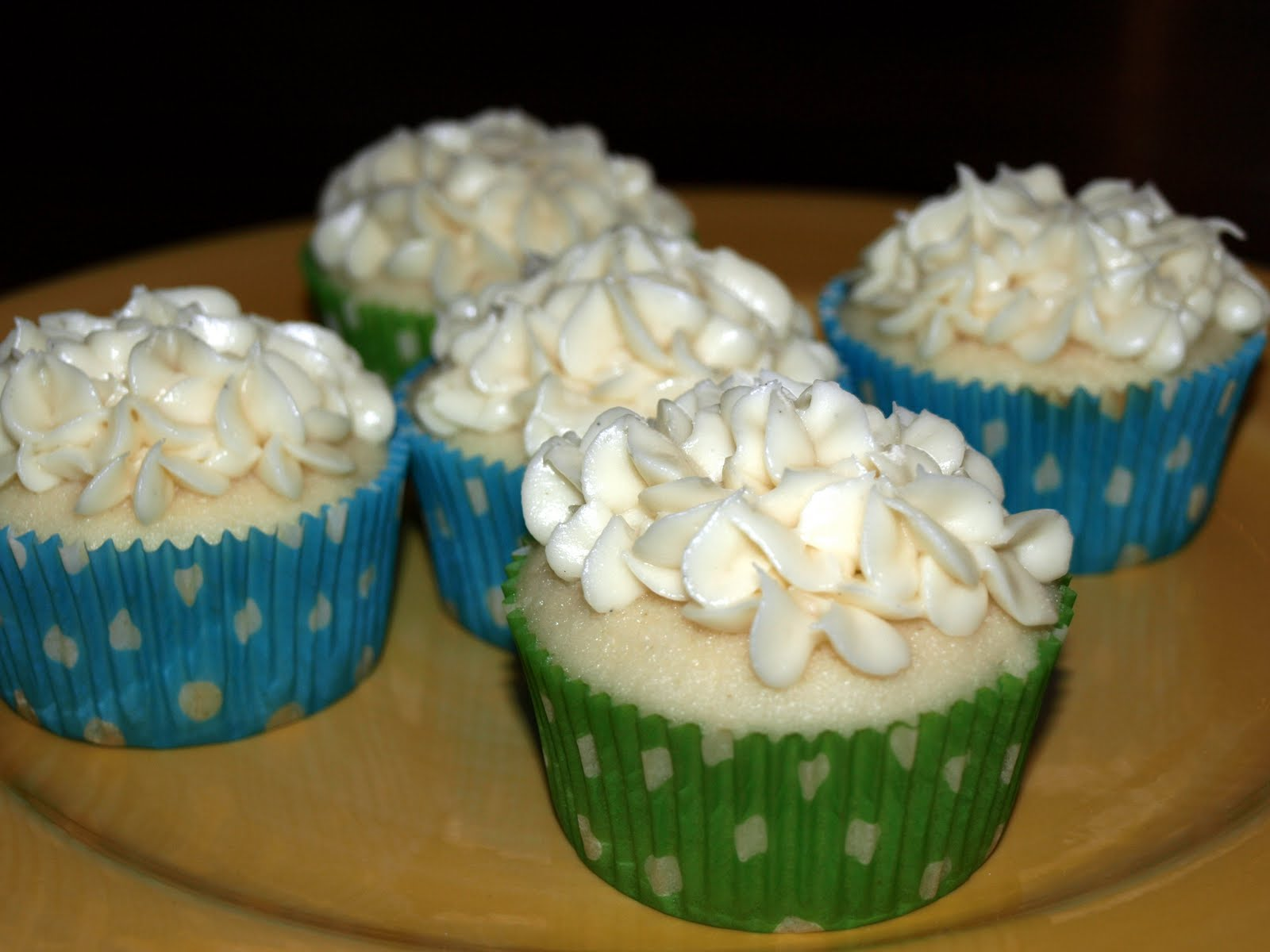 Dorie S Perfect Party Cake Cupcakes